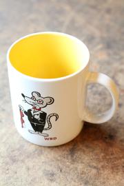 WEIRDO/ウィアード 「 CLASSIC RAT - CUP 」 マグカップ