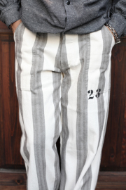 WEIRDO/ウィアード   「PADLOCKER - PANTS 」  プリズナーパンツ