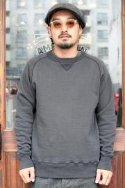 TROPHY CLOTHING/トロフィークロージング  「 Loop Wheel Freedom Sweat 」 クルーネックスウェット