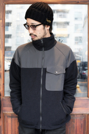 TROPHY CLOTHING/トロフィークロージング 「 Level 3 Fleece Jacket 」  ミリタリーフリースジャケット