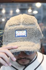 WEIRDO/ウィアード  「 SPICE OF LIFE - BOA CAP 」 ボアキャップ
