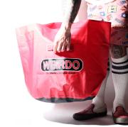 WEIRDO/ウィアード 「 PORN WEIRDO - TARP BAG  (LARGE) 」  タープバッグ