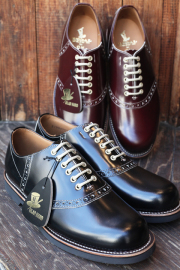 REGAL×GLAD HAND  「SADDLE SHOES - ONE COLOR 」  サドルシューズ