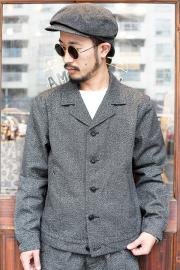 TROPHY CLOTHING/トロフィークロージング   「Covert Tracker Jacket」 コバートトラッカージャケット