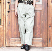 TROPHY CLOTHING/トロフィークロージング  「 Pin Check Trousers 」 ピンチェックトラウザース