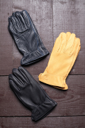Lamp gloves/ランプグローブス  「Deer Utility glove standard」  レザ-グローブ