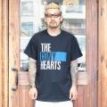 JABBITS × BUNNIES  「 THE CONY HEARTS  S/S TEE 」 プリント S/S Tシャツ