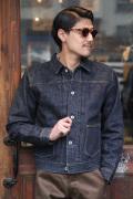 TROPHY CLOTHING/トロフィークロージング  「Dirt Denim Jacket」  Gジャケット