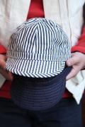 TROPHY CLOTHING/トロフィークロージング 「Prisoner Cap」 ワークキャップ