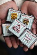 WEIRDO/ウィアード  「WINDY'S - PINS」 オリジナルピンズ
