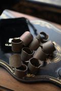 GLAD HAND/グラッドハンド   「GH CIGAR TAG - RING」   真鍮製ドッグタグリング