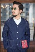 TROPHY CLOTHING/トロフィークロージング   「Round House Engineer Jacket」  エンジニアジャケット