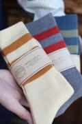 TROPHY CLOTHING/トロフィークロージング  「3Border Boots Socks」  ブーツソックス