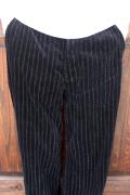 BLACK SIGN/ブラックサイン   「Pimp Cord Harbor Trousers」  トラウザース