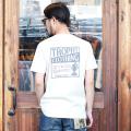 TROPHY CLOTHING/トロフィークロージング 「 BOX LOGO OD POCKET TEE 」  プリントTシャツ