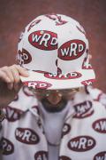 WEIRDO×AMERICAN WANNABE   「Special Edition by WEIRDO - CAP」 スナップバックキャップ