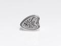 "NASTOYS/ナストイズ  「 Mid - Century Plate Ring "" SILVER "" 」  925製シルバーリング"