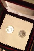 "GLAD HAND/グラッドハンド  「MEDAL COLLECTORS EDITION ""10th ANNIVERSARY""」 10周年記念オリジナルメダル"