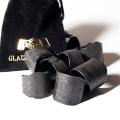 "GLAD HAND/グラッドハンド 「CIGAR TAG - RING ""BLACK""」  真鍮製ドッグタグリング"