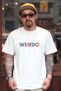 WEIRDO/ウィアード  「SIG - S/S T-SHIRTS」  クルーネックティー
