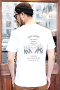 TROPHY CLOTHING/トロフィークロージング  「Workers Logo LW Tee」  プリントTシャツ