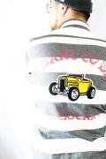 AW ORIGINAL/アメリカンワナビーオリジナル   「Prisoner Border Shirts」   プリズナーボーダーシャツ