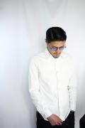TROPHY CLOTHING/トロフィークロージング   「Manhatan Canvas Shirts」   キャンバスボタンダウンシャツ