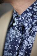 The Stylist Japan/ザスタイリストジャパン 「Paisley Tie」  ペイズリーネクタイ