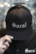 GANGSTERVILLE/ギャングスタービル    「SOCAL - CAP」   メッシュキャップ