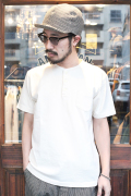 TROPHY CLOTHING/トロフィークロージング 「OD Henley Tee」 ヘンリーネックTシャツ