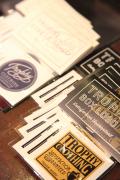 TROPHY CLOTHING/トロフィークロージング  「Sticker Set」  ステッカーセット