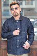 TROPHY CLOTHING/トロフィークロージング  「Authentic Denim Coverall」  オーセンティックデニムカバーオール