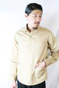 Sadistic Bear/サディスティック・ベアー  「PULLOVER WORK SHIRTS」  プルオーバーワークシャツ