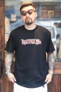 AMERICAN WANNABE/アメリカンワナビーオリジナル   「AW 7th Anniversary LOGO S/S TEE」  アメリカンワナビーロゴTシャツ