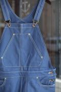 Miss Ladybug/ミスレディーバグ  「Sweet heart pocket overalls」  オーバーオール