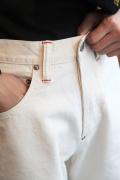 TROPHY CLOTHING/トロフィークロージング  「1804 Naturally Duck Waist Overall」  ナチュラリーダックワイドパンツ