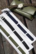 TROPHY CLOTHING/トロフィークロージング   「Mil Pilot Watch Strap」  パイロットウォッチナイロンストラップ