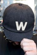 WEIRDO/ウィアード  「 W COLLEGE - CAP 」 ツィードキャップ