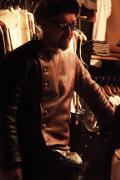 BLACK SIGN/ブラックサイン  「Goatskin Swindler Jacket」  レザースウィンダラージャケット