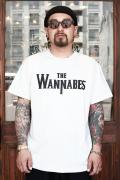 AMERICAN WANNABE/アメリカンワナビー 「THE WANNABES」  クルーネックTシャツ