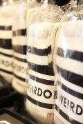 """WEIRDO/ウィアード  「WRD TUBE - SOX """"SET""""」 靴下SET"""