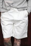 BLACK SIGN/ブラックサイン   「Two Tuck Wide Shorts」  ワイドシルエットショーツ