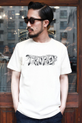 TROPHY CLOTHING/トロフィークロージング  「13th Magical Feather Tee」  プリントTシャツ