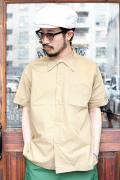TROPHY CLOTHING/トロフィークロージング  「Skipper Shirt」  コットンシャツ