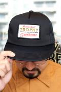 TROPHY CLOTHING/トロフィークロージング  「Sportswear  Logo Mesh Cap」 メッシュキャップ