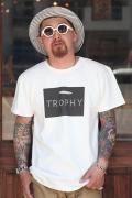 TROPHY CLOTHING/トロフィークロージング  「GS Photo Crew Tee」  フォトTシャツ