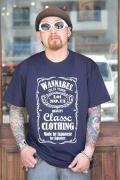 AW ORIGINAL/アメリカンワナビーオリジナル 「Old Label」  クルーネックTシャツ