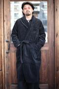 BLACK SIGN/ブラックサイン  「8W Corduroy BS Smonking Gown」 コーデュロイガウン
