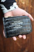 PORTER×GLAD HAND/ポーター×グラッドハンド  「GH - BELONGING COIN CASE」  レザーコインケース