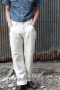 TROPHY CLOTHING/トロフィークロージング  「Naturally Duck WKnee Pants」 ダブルニーナチュラリーダックパンツ